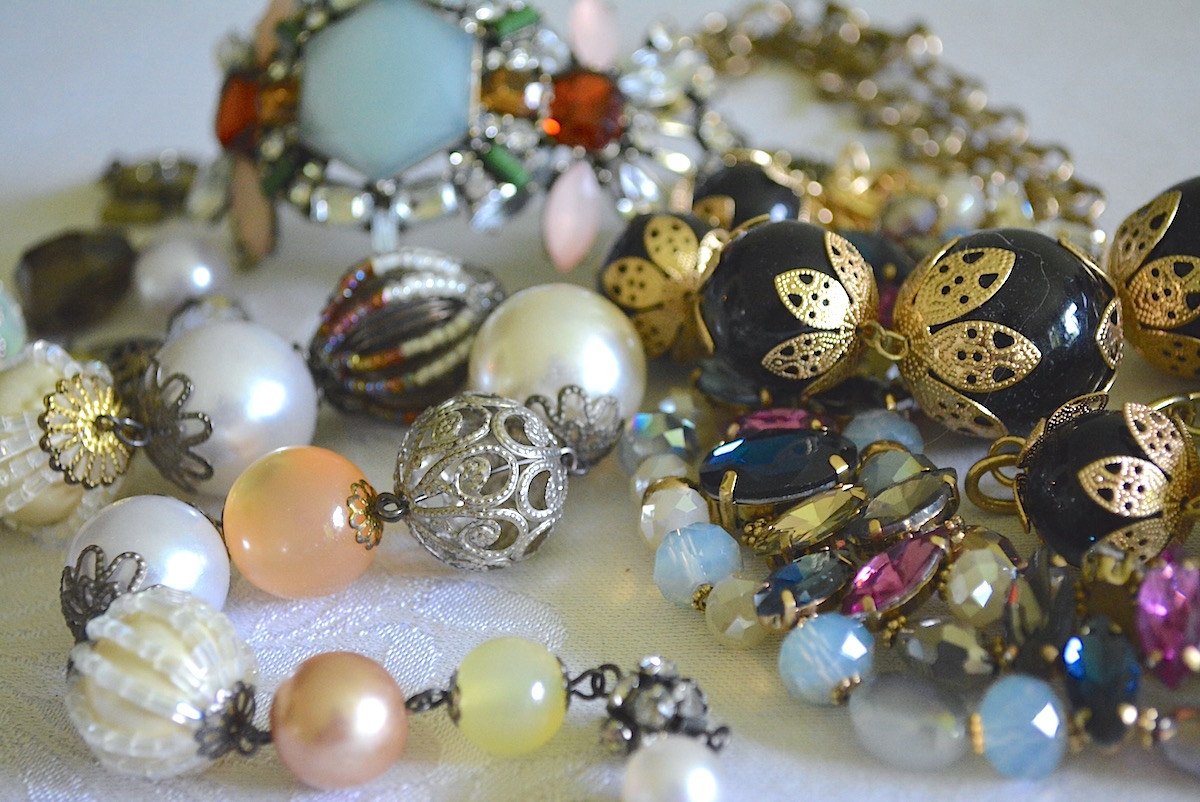 Vintage-Inspired Jewelry, Retro Jewelry, Statement Jewelry