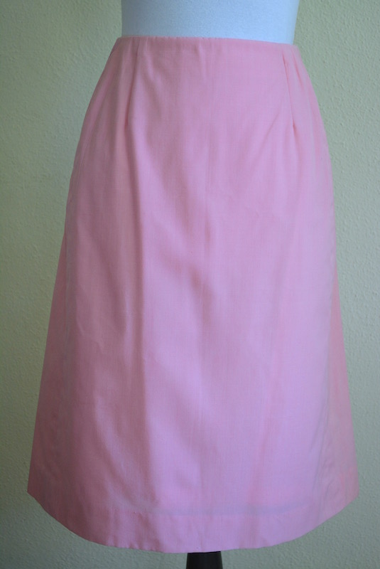 Pink Skirt, Vintage Clothes, Vintage Skirt, Sportempos Clothes, Sportempos