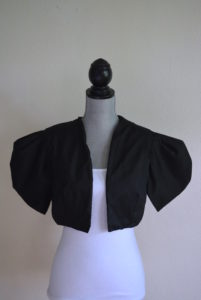 Black Bolero Jacket, Vintage Clothes, Vintage Jacket, Bolero Jacket, Black Jacket, Short Jacket
